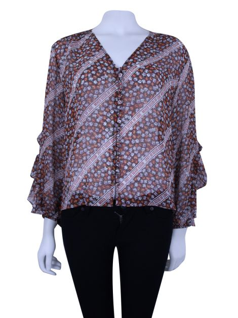 Blusa Mixed Seeds Of Love