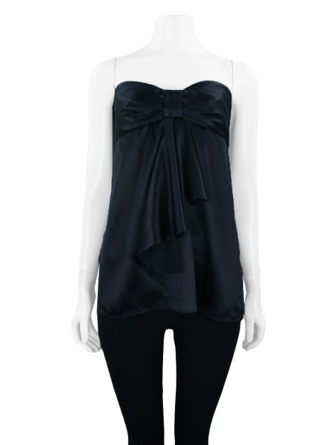 Blusa Seven For All Mankind Seda Preto