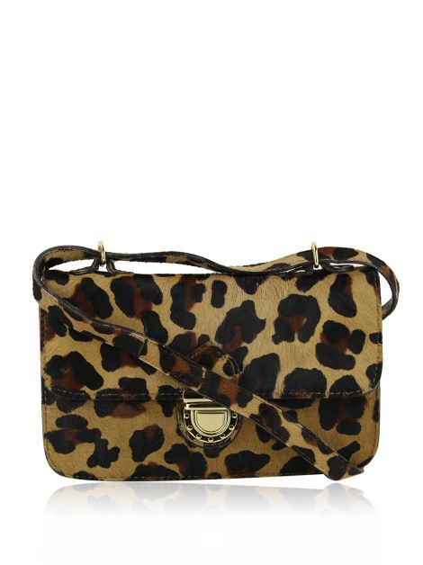 Bolsa Bo. Bô Flap Animal Print