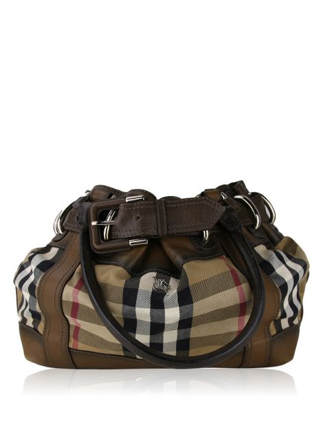 Bolsa Burberry beaton House Check