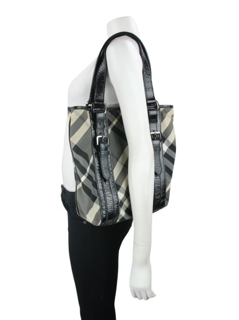 Bolsa Burberry Lowry Check House