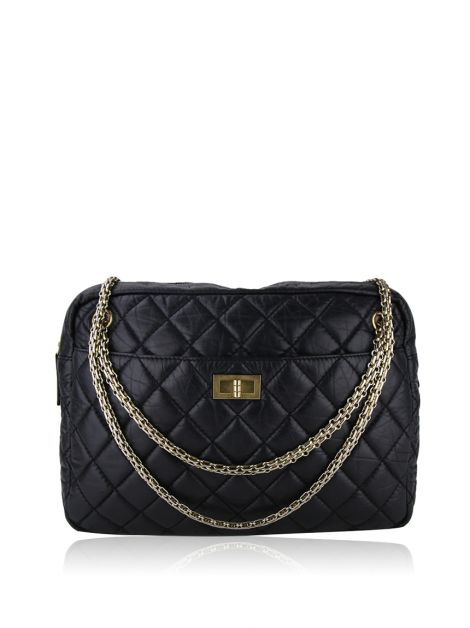 Bolsa Chanel Camera Case Preto