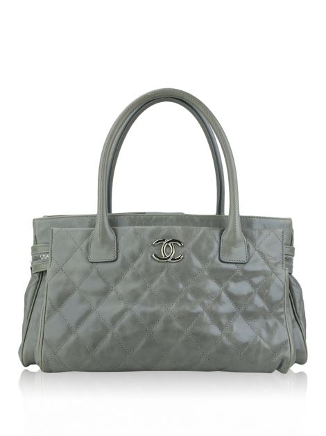 Bolsa Chanel New Portobello Cinza