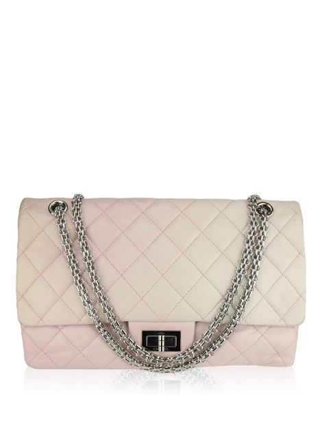 Bolsa Chanel Reissue Degradê Rosa