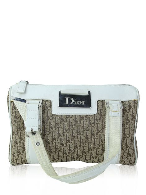 Bolsa Christian Dior Street Chic Boston Monograma