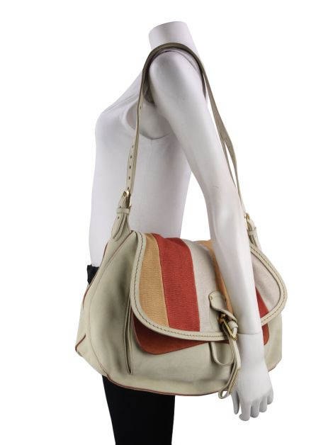 Bolsa Fontana Milano 1915 Wight Saddle Hobo Listrada