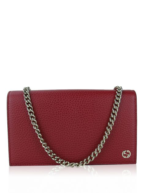 Bolsa Gucci Betty Vermelha