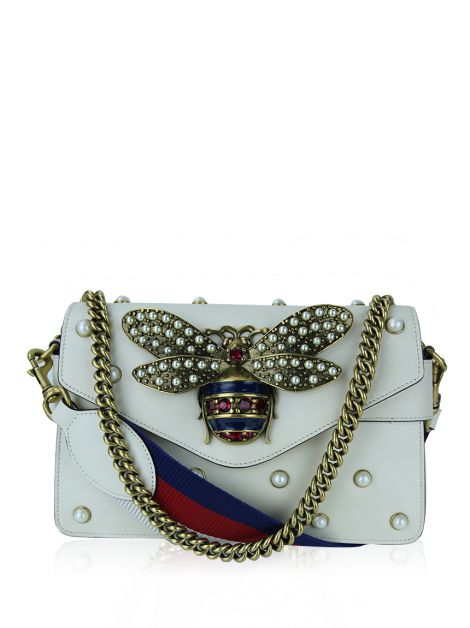 Bolsa Gucci Broadway Off White