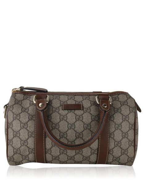 Bolsa Gucci Small Joy Boston Canvas