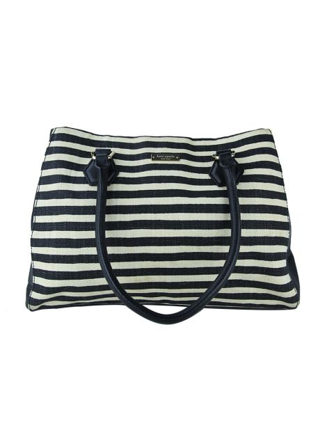 Bolsa Kate Spade Catherine Street Stripe Louise Bicolor