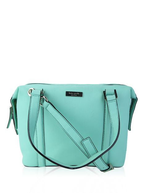 Bolsa Kate Spade Newbury Lane Alyssia Mint Green