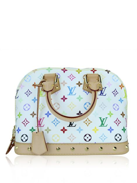 Bolsa Louis Vuitton Alma Multicolore PM