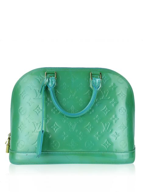 Bolsa Louis Vuitton Alma PM Blue Lagoon
