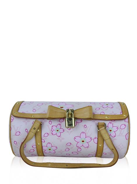 Bolsa Louis Vuitton Cherry Blossom Papillon Estampada