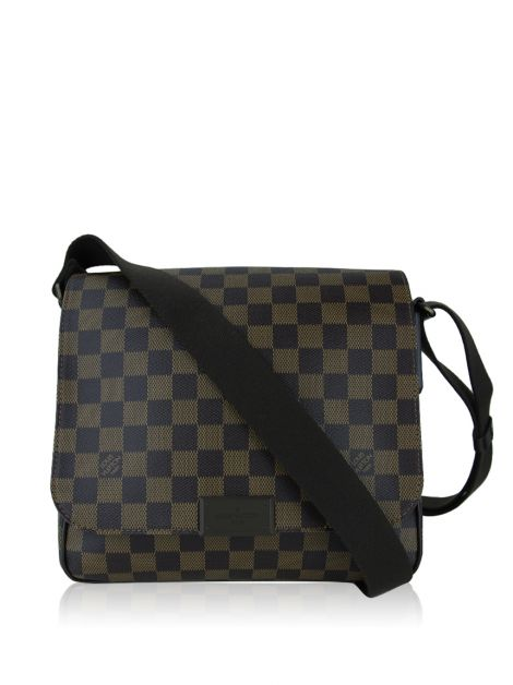 Bolsa Louis Vuitton District PM Damier Ebene