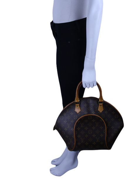 Bolsa Louis Vuitton Ellipse Vintage Monograma