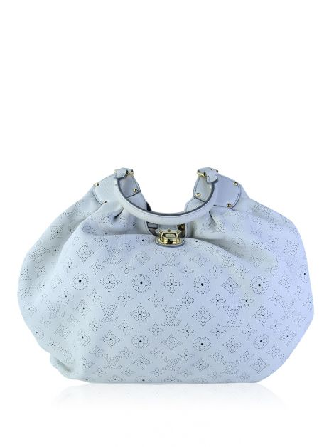 Bolsa Louis Vuitton Mahina XL Branca