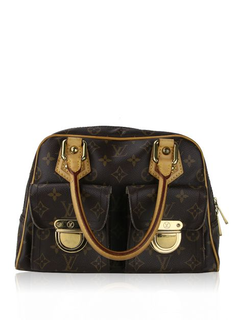 Bolsa Louis Vuitton Manhattan PM Monograma