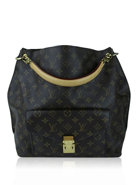 Bolsa Louis Vuitton Métis Hobo Canvas