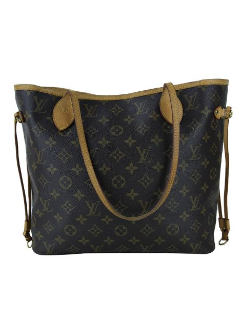 Bolsa Louis Vuitton Neverfull MM Monograma