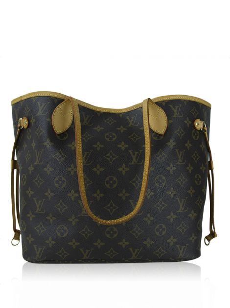 Bolsa Louis Vuitton Neverfull Monograma MM