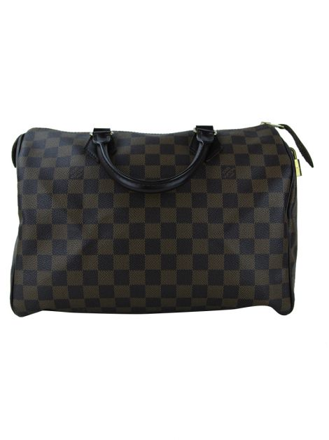 Bolsa Louis Vuitton Speedy 30 Damier Ebene