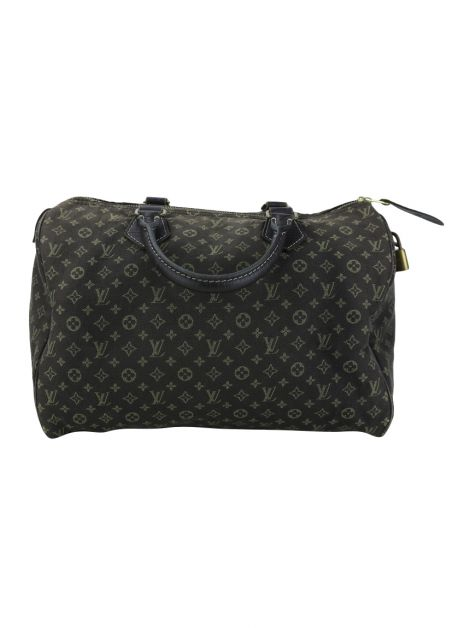 Bolsa Louis Vuitton Speedy 30 Mini Lin Marrom