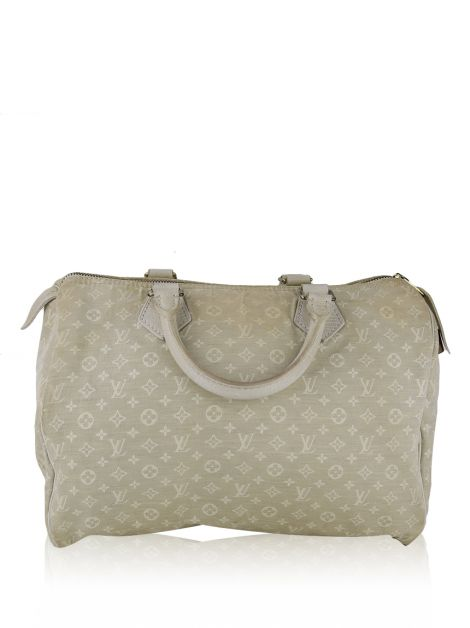 Bolsa Louis Vuitton Speedy 30 Monogram Mini Lin