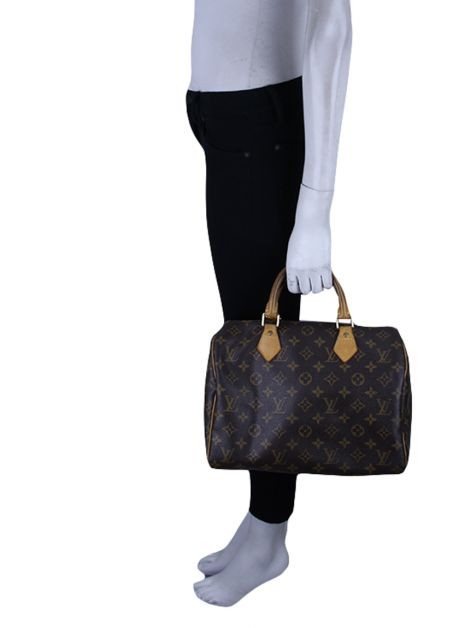 Bolsa Louis Vuitton Speedy 30 Monograma