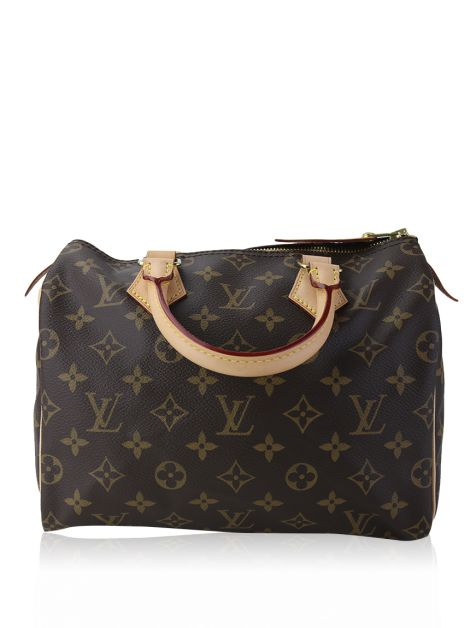Bolsa Louis Vuitton Speedy Monogram 25