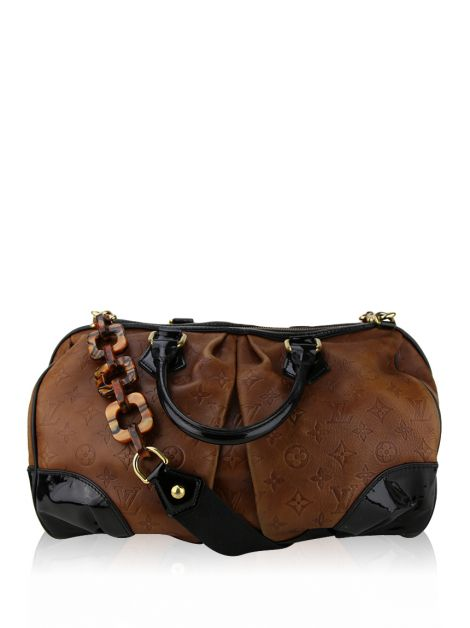 Bolsa Louis Vuitton Stephen Cuir Fauve