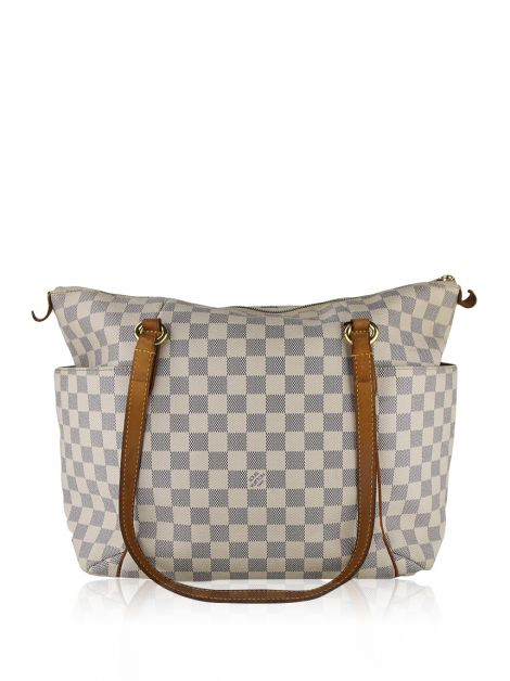 Bolsa Louis Vuitton Totally MM Damier Azur