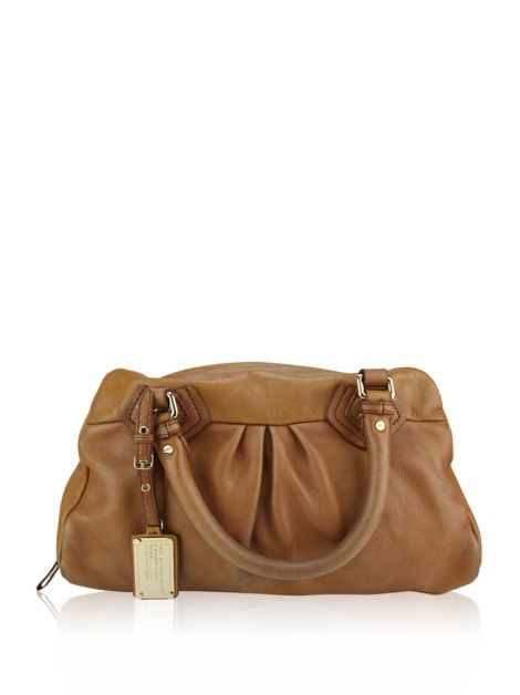 Bolsa Marc by Marc Jacobs Classic Groove Caramelo