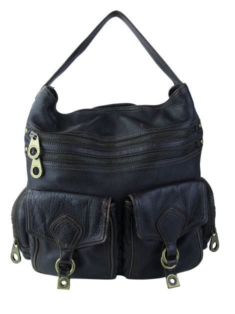 Bolsa Marc By Marc Jacobs Hobo Marrom