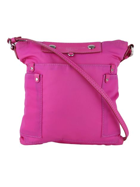 Bolsa Marc By Marc Jacobs Nylon Fucsia
