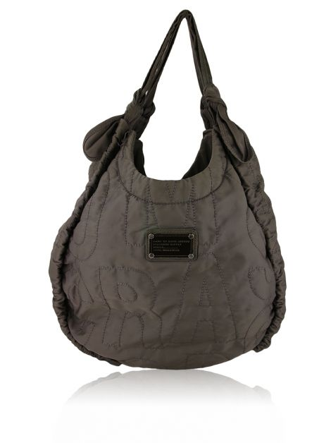 Bolsa Marc By Marc Jacobs Nylon Marrom
