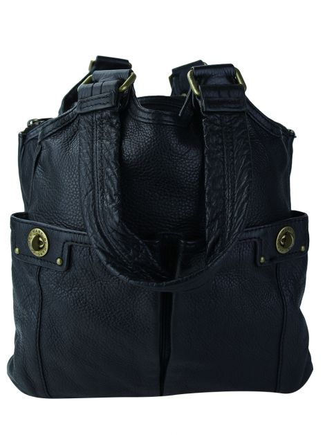 Bolsa Marc By Marc Jacobs Totally Turnlock Teri Preta