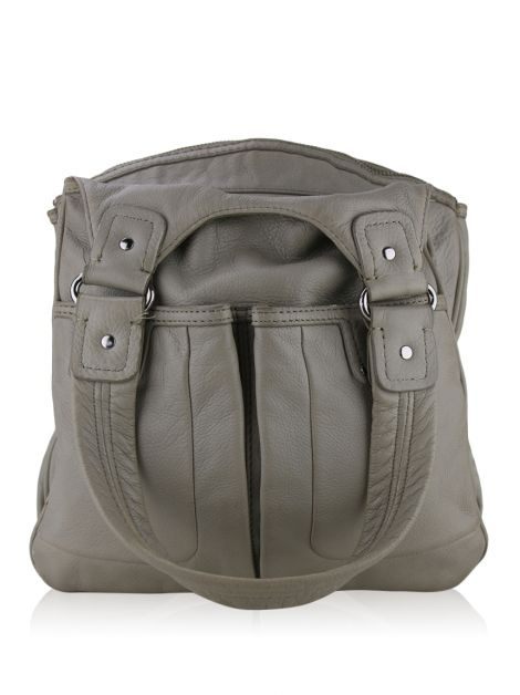 Bolsa Marc By Marc Jacobs Totally Turnlock Teri Tote Cinza