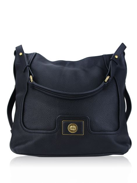 Bolsa Marc by Marcy Jacobs Couro Preto