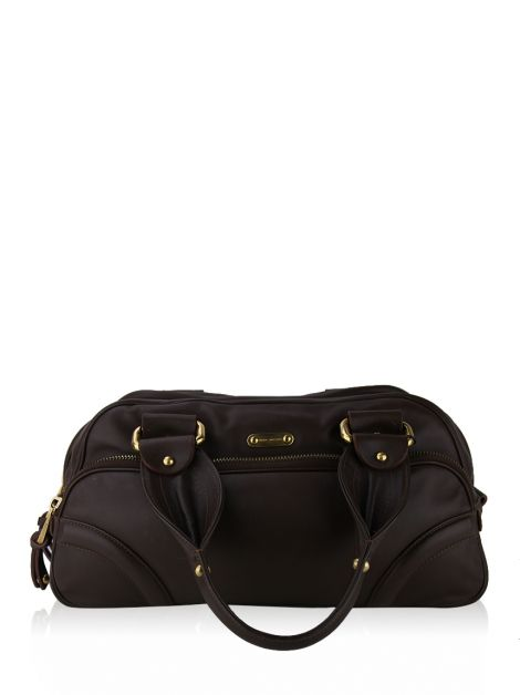 Bolsa Marc Jacobs Bowler Chocolate