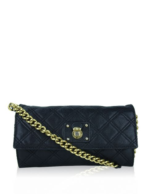 Bolsa Marc Jacobs The Single Preto