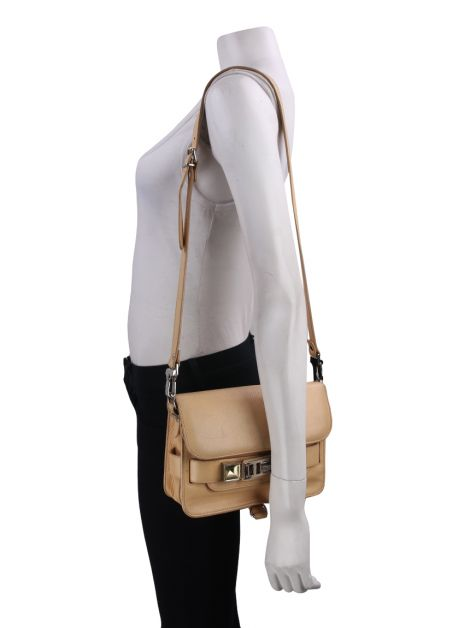 Bolsa Proenza Shouler Ps11 Mini Bege