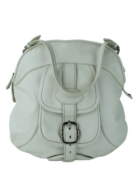 Bolsa Tod's Buckle Off-White