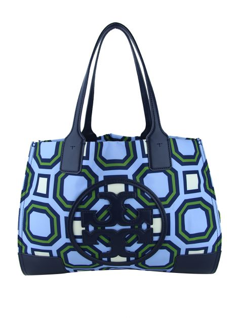 Bolsa Tory Burch Ella Mini Nylon Estampada