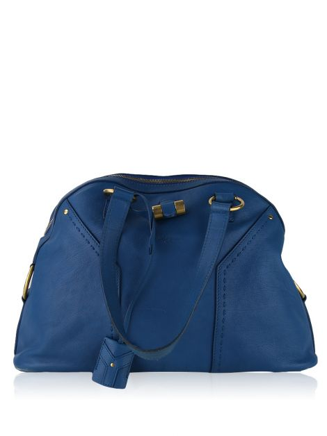 Bolsa Yves Saint Laurent Muse Azul