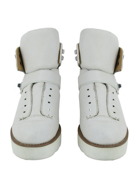 Bota Coach Urban Hiker Off White