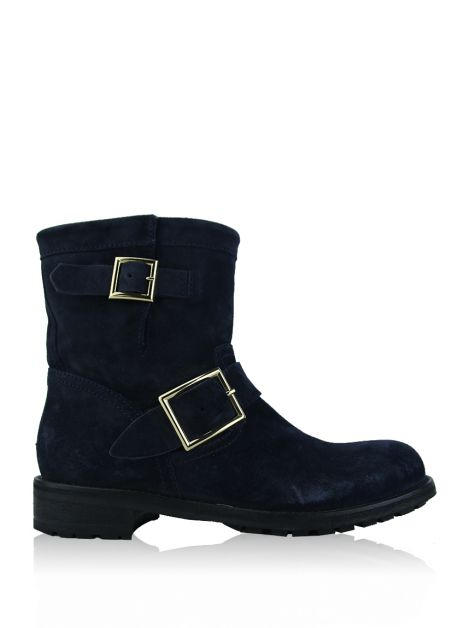 Bota Jimmy Choo Youth Marinho