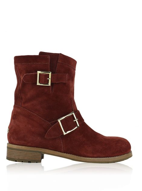 Bota Jimmy Choo Youth Terracota