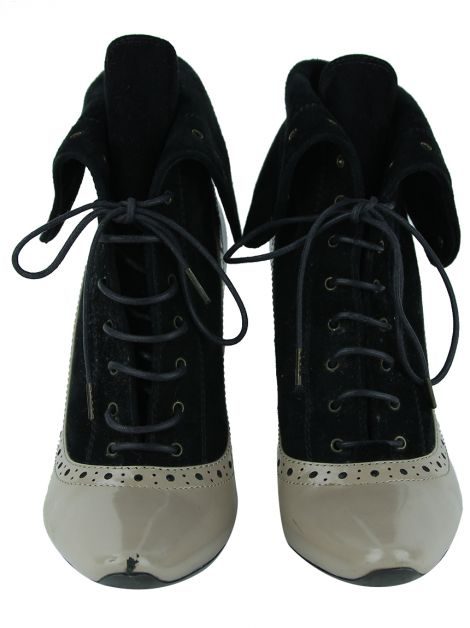 Bota Marc By Marc Jacobs Victorian Bicolor