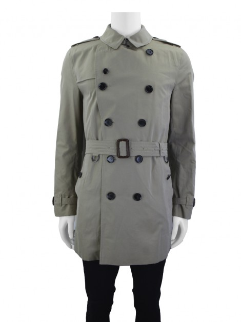 Casaco Burberry Trench Bege